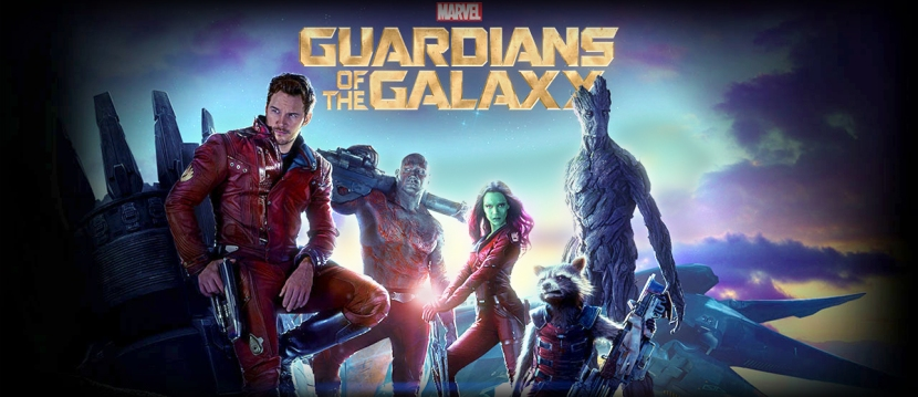 The Guardians of the Galaxy MovieReview