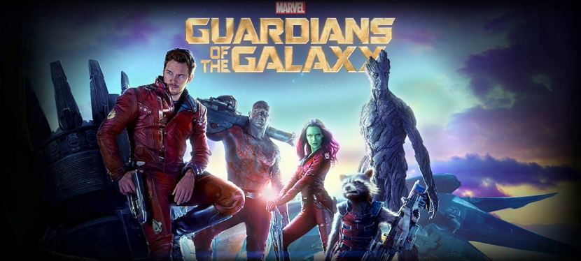 The Guardians of the Galaxy Movie Review